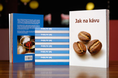 Prodej nové knihy Jak na kávu