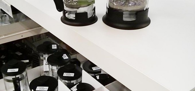 french press v ikea jak na k vu. Black Bedroom Furniture Sets. Home Design Ideas