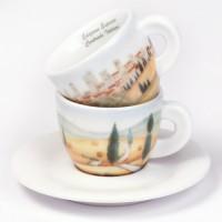 d´Ancap  - profesionální porcelán na kávu