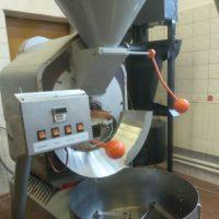 prodám pražičku kávy Coffeetech Ghibli na 15kg