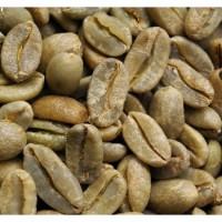 Nepražená káva z geneticky původního kávovníku