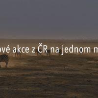 Kávové akce v ČR na jednom místě