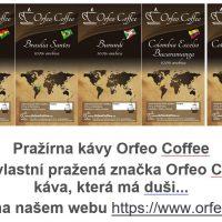 Pražírna kávy Orfeo Coffee
