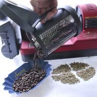 Pražička na 300g nepražené kávy - Gene Café