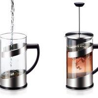 Jak se připravuje káva French press?