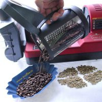 Pražička až na 300g zelené kávy - Gene Cafe CBR101